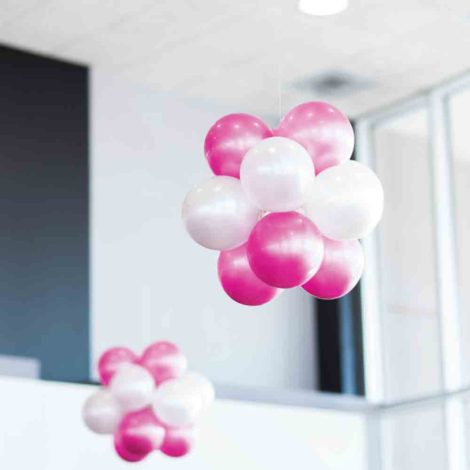 PermaShine 12 Balloon Cluster Ceiling Kit